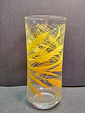 Vintage Libbey Wheat 10oz. Ice Tea Tumbler