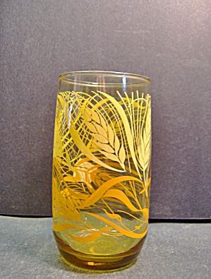 Vintage Golden Wheat 8oz. Tumbler