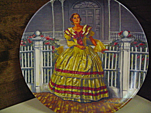 Gone With The Wind First Edition Plate Melanie