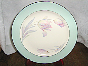 Homer Laughlin Wells Tulip Salad Plate