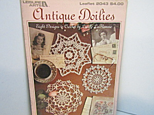 Leisure Arts Antique Doilies #2043