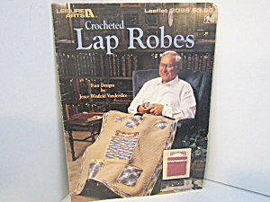 Leisure Arts Crocheted Lap Robes #2089