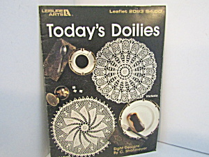 Leisure Arts Today's Doilies #2093