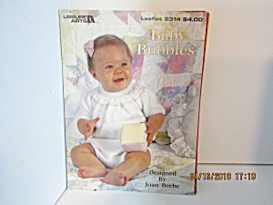 Leisure Arts Baby Bubbles #2314