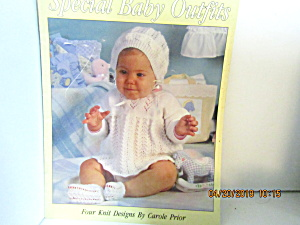 Leisure Arts Special Baby Outfits #2329
