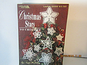 Leisure Arts Christmas Stars To Crochet #2692