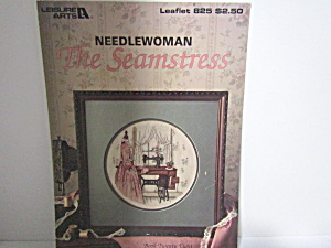 Leisure Arts Needlewoman The Seamstress #825