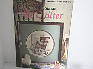 Leisure Arts Needlewoman The Quilter #826