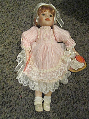 Artmark Crowne Collectible Musical Doll Bridet