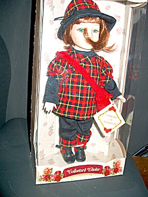 Collector's Choise Porcelain Doll 2