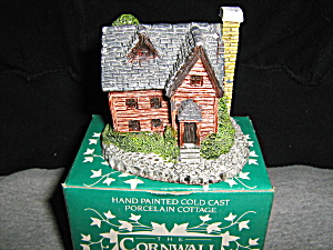 Cornwall Mini Cottage Cricket Museum Collection