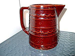 Vintage Mar-crest Daisy & Dot Medium Pitcher