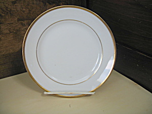 Vintage Noritake The Mikado Bread And Butter Plate