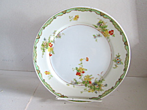 Vintage Hand Painted Hotta Decortive Plate