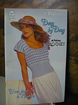 Patons Day By Day Booklet #624