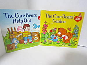 Vintage Book Set Care Bear Mini-storybooks