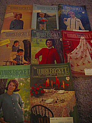 The Workbasket Year 1965 Set In Box