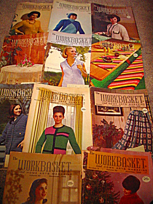 The Workbasket Year 1966 Set In Box