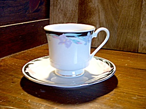 Tienshan Isabella Cup And Saucer Set