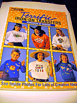 Leisure Arts Terrific Iron-on Transfers