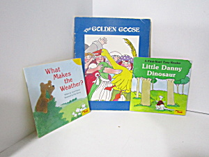 Troll Easy Reader Three Book Set