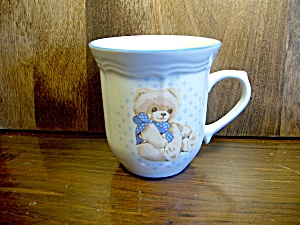 Tienshan Theodore Bear Tea/coffee Cup