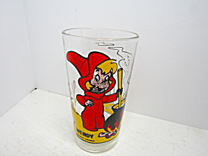 Vintage Pepsi Collector Glass Wendy The Good Witch