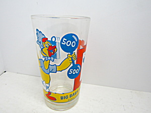 Vintage Pepsi Collector Glass Big Baby Huey