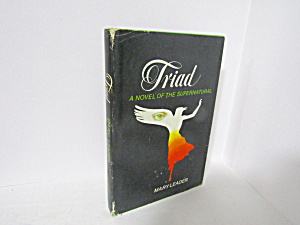 Vintage Book Triad By Mary Leader
