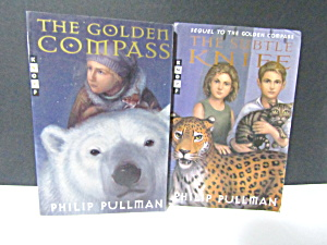 Two Books The Golden Compass & The Subtle Knife