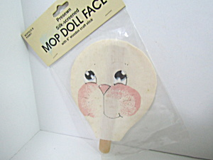 Wang's International Mop Doll Face Rabbit