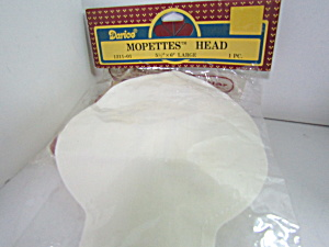 Darice Dolls Large Mopettes Head
