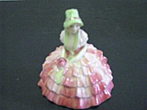 Vintage Royal Doulton Chloe Miniature Series M9