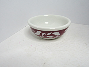 Vintage Jackson China Restaurant Ware Chili Bowl