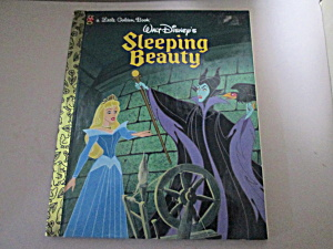 Little Golden Book Disney's Sleeping Beauty