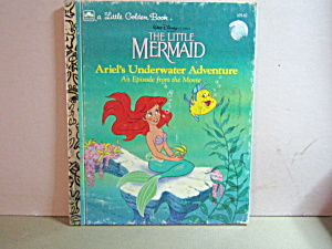 Disney's Little Mermaid Ariel's Underwater Adventure