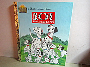 A Little Golden Book Disney's 101 Dalmatians