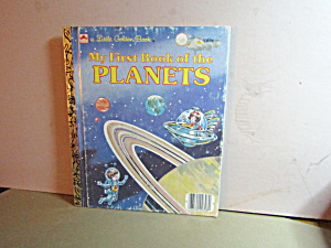 Little Golden Book My Frist Book Of Planets