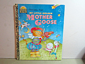 Golden Book My Little Golden Mother Goose