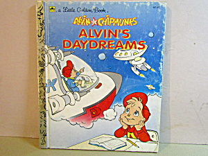 Golen Book Alvin & The Chipmunks Alvin's Daydream