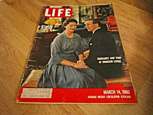 Vintage Life Magazine March 14,1960