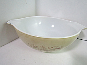 Vintage Pyrex Cinderella Forest Fancies Bowl
