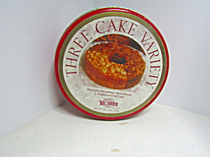 Three Variety Ya-hoo Cake Tin