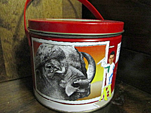 Trail's End Popcorn Art Contest Pail