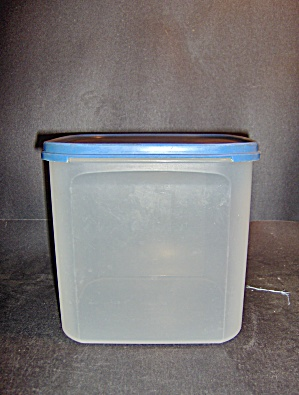 Vintage Tupperware Square Storage Container