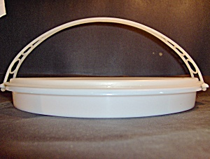 Vintagetupperware 3 Piece Divided Tray Server