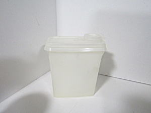 Vintage Tupperware Store-n- Pour Jr. Container