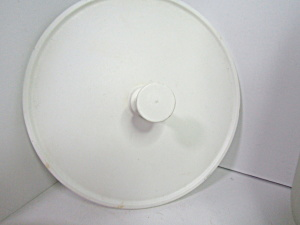 Tupperware Lazy Susan Carousel Turntable Server