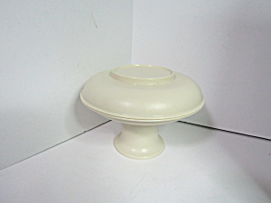 Vintage Tupperware Almond Mini Serve-it All Tray