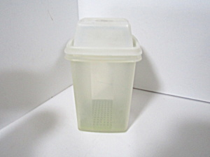 Tupperware Pick-a-deli Pickle Keeper Clear
